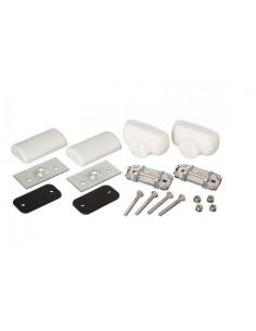 Kit de fijación superior  M6X50 2 pcs para portabicicleta