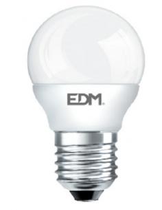 Lâmpada LED 5W e27 / e14 (luz fria ou quente) EDM