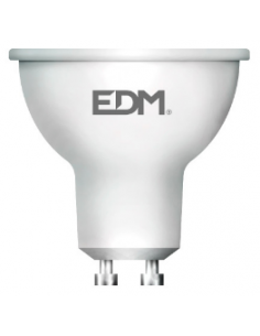 LED Lampe GU10 5W (kaltes oder warmes Licht) EDM