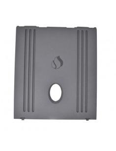 Espalda Deflector trasero inferior 11kw. Estufas pellet piazzetta y Superior.